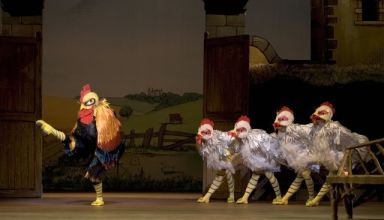 Chicken Dance Royal Opera House