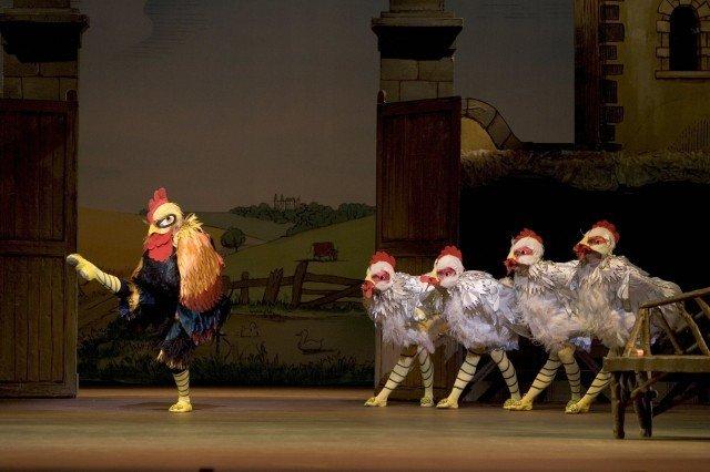 Chicken Dance Royal Opera House